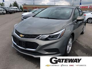 Used 2018 Chevrolet Cruze LT|SUNROOF|REAR SENSOR|BLUETOOTH| for sale in Brampton, ON