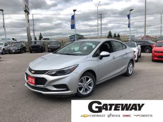 Used 2018 Chevrolet Cruze LT|SUNROOF|BLUETOOTH|REMOTE START| for sale in Brampton, ON