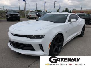 Used 2016 Chevrolet Camaro LT for sale in Brampton, ON