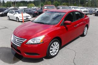 Used 2014 Nissan Sentra 1.8L for sale in Burnaby, BC