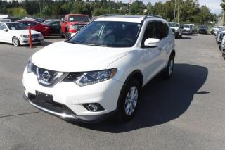 Used 2015 Nissan Rogue SV AWD for sale in Burnaby, BC
