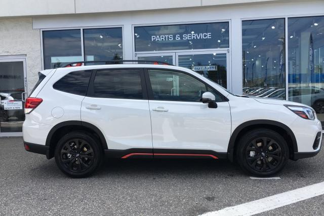 2019 Subaru Forester 2.5 SPORT EYESIGHT