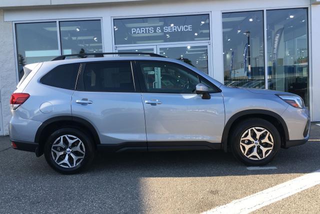 2019 Subaru Forester 2.5i TOURING TECH