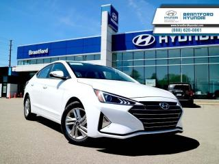 New 2020 Hyundai Elantra Preferred w/Sun & Safety Package IVT  - $134.52 B/W for sale in Brantford, ON