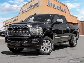 New 2019 RAM 2500 Limited  - Leather Seats -  Cooled Seats for sale in Brantford, ON