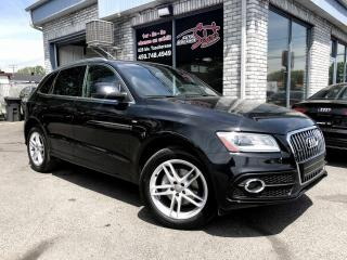 Used 2013 Audi Q5 quattro 4 portes 2,0L Premium Plus S-LIN for sale in Longueuil, QC