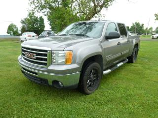 Used 2013 GMC Sierra 1500 4 RM, Cabine multiplaces 143,5 po, SLE for sale in St-Isidore, QC