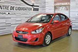 Used 2014 Hyundai Accent L for sale in Laval, QC