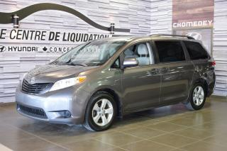 Used 2013 Toyota Sienna LE for sale in Laval, QC