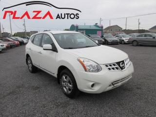 Used 2013 Nissan Rogue S for sale in Beauport, QC