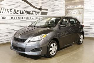 Used 2011 Toyota Matrix for sale in Laval, QC