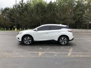 Used 2017 Nissan Murano Platinum AWD for sale in Cayuga, ON