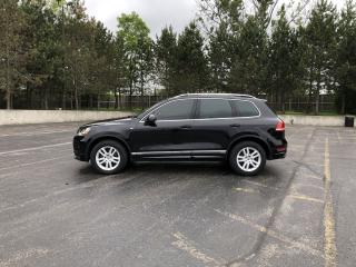 Used 2014 Volkswagen Touareg TDI R-LINE AWD for sale in Cayuga, ON
