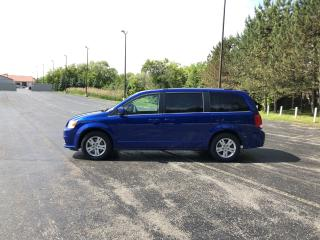 Used 2018 Dodge Grand Caravan CREW PLUS FWD for sale in Cayuga, ON