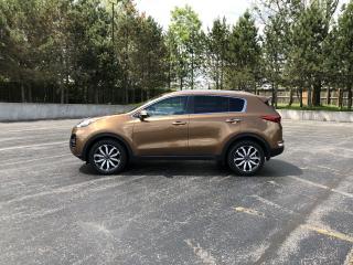 Used 2017 Kia Sportage EX AWD for sale in Cayuga, ON