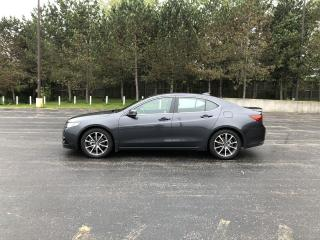 Used 2016 Acura TLX Advance AWD for sale in Cayuga, ON
