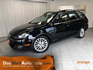 Used 2014 Volkswagen Golf WAGON 2.0 TDI for sale in Sherbrooke, QC