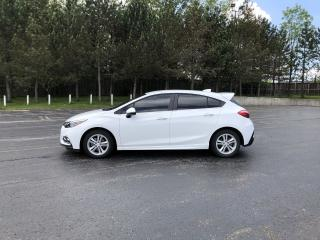 Used 2017 Chevrolet Cruze LT Hatchback FWD for sale in Cayuga, ON