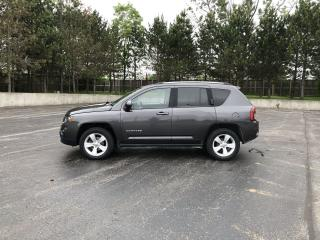 Used 2015 Jeep COMPASS NORTH FWD for sale in Cayuga, ON