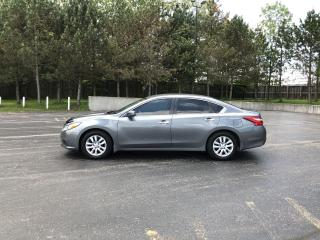 Used 2016 Nissan Altima S FWD for sale in Cayuga, ON