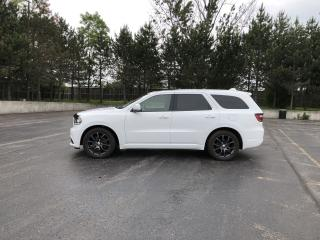 Used 2017 Dodge DURANGO R/T AWD for sale in Cayuga, ON