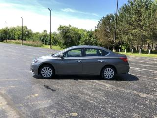 Used 2016 Nissan Sentra S FWD for sale in Cayuga, ON