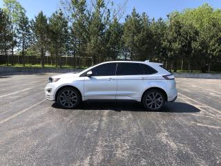 Used 2016 Ford Edge SPORT AWD for sale in Cayuga, ON