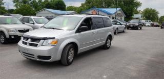 Used 2009 Dodge Grand Caravan 173k safetied we finance SE for sale in Madoc, ON