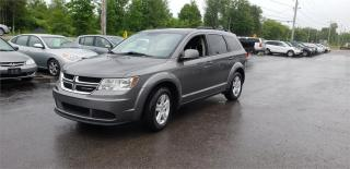 Used 2012 Dodge Journey FWD 4cyl 140k safetied we finance SE Plus for sale in Madoc, ON