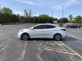 Used 2014 Hyundai Elantra Limited FWD for sale in Cayuga, ON
