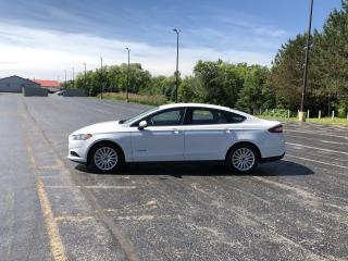 Used 2016 Ford FUSION HYBRID FWD for sale in Cayuga, ON