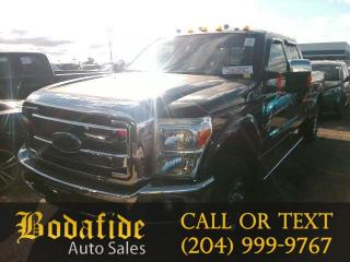 Used 2015 Ford F-350 Super Duty SRW XLT for sale in Headingley, MB