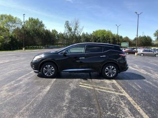 Used 2017 Nissan Murano SL Platinum AWD for sale in Cayuga, ON