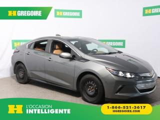 Used 2017 Chevrolet Volt PREMIER A/C GR ELECT for sale in St-Léonard, QC