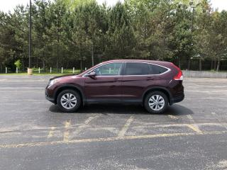 Used 2014 Honda CR-V EX 4WD for sale in Cayuga, ON