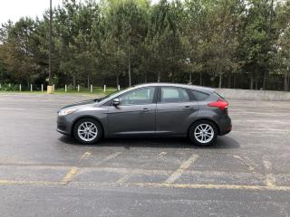 Used 2015 Ford Focus SE Hatchback FWD for sale in Cayuga, ON