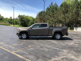 Used 2016 GMC Canyon SLE Crew Cab 4x4 for sale in Cayuga, ON
