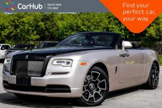 Used 2018 Rolls Royce Dawn Black Badge |UplitSpiritOfEcstasy|BespokeAudio|CoachDoors for sale in Thornhill, ON