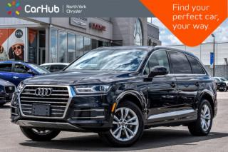 Used 2017 Audi Q7 3.0T Progressiv|7-Seater|Pano.Sunroof|Backup.Cam|GPS|Keyless.Go| for sale in Thornhill, ON