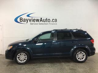 Used 2014 Dodge Journey SXT - 7PASS! 3 ZONE A/C! ALLOYS! FULL PWR GROUP! CLEAN TRADE! for sale in Belleville, ON