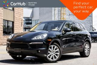 Used 2011 Porsche Cayenne Base for sale in Thornhill, ON