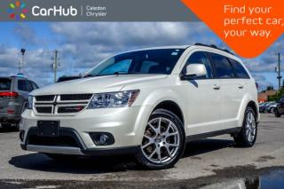Used 2013 Dodge Journey R/T Rallye|AWD|7 Seater|Navi|Sunroof|Backup Cam|Bluetooth|R-Start|Leather|Heated Front Seats|19