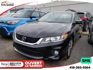 Used 2015 Honda Accord Ex-L Gps T.ouvrant for sale in Québec, QC