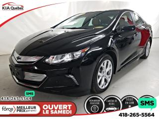 Used 2018 Chevrolet Volt Premier Cuir for sale in Québec, QC