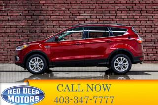 Used 2017 Ford Escape AWD SE Leather Nav BCam for sale in Red Deer, AB