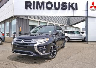 Used 2018 Mitsubishi Outlander GT Hybride rechargeable ! for sale in Rimouski, QC