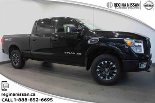 Used 2018 Nissan Titan Crew Cab PRO-4X 4X4 ONLY 13,000KMS!!! for sale in Regina, SK