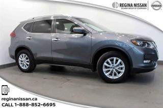 Used 2019 Nissan Rogue SV AWD CVT Panoramic roof!!! CPO Rates as low as 2.39% o.a.c @ regina nissan for sale in Regina, SK