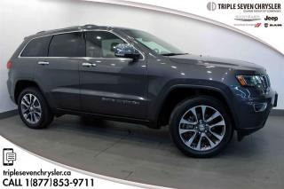 Used 2018 Jeep Grand Cherokee 4X4 Limited NAVIGATION PANORAMA SUNROOF for sale in Regina, SK