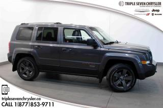 Used 2016 Jeep Patriot 4x4 Sport / North 75th ANNIVERSARY EDITION for sale in Regina, SK